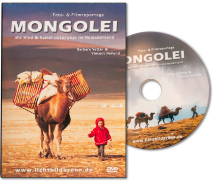 DVD-MONGOLEI